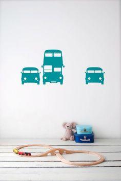 Ferm Living Stickers Rush Hour