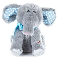 """And I want this for Baby!!! Also from Hobby Lobby...oh my gosh so cute, it sings """"Do Your Ears Hang Low"""" and it's ears go up and down and it tilts its head back and forth...ABSOLUTELY ADORABLE!!! <3"""