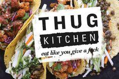 Win: een exemplaar van het Thug Kitchen kookboek