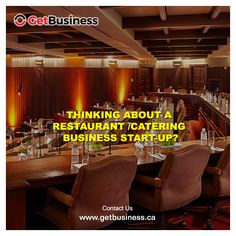 Start-up Restaurant or Catering business in Canada