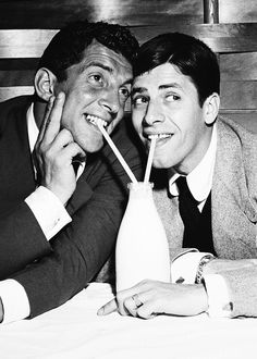 Dean Martin and Jerry Lewis, 1950s
