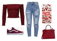"""Untitled #162"" by daylajd on Polyvore featuring Vans, ETUÍ and Furla"