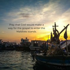 The Maldives consists of about 1,190 coral islands in the Indian Ocean. The practice of Christianity and mission work of any religion apart from Islam is forbidden in the Maldives, and having a Bible is illegal. Learn more about this country and its culture in our curriculum, Semester 7: Our Sure Salvation www.heroiclifediscipleship.com