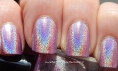 Perfect Holographic Nail Polish H5