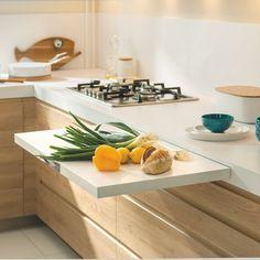 Credencia y encimeras de trabajo a medida para su cocina personalizada - Schmidt