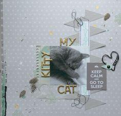 My Kitty Cat - Scrapbook.com