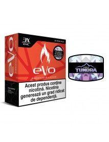 Purple Tundra EVO 3 x 10ml - 0mg Evo, Crushes, Purple, Cobalt, Viola