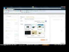 001 Create a Blog for Communication