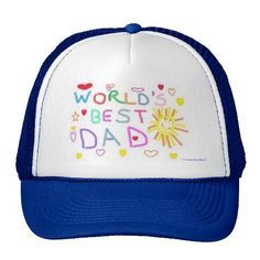 BASEBALL CAPS - FATHERS DAY GIFTS - WORLDS BEST MESH HAT - Choose from large array of Colors!