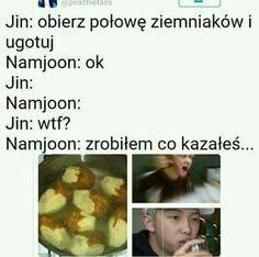Read zmieniam okłate from the story co wolisz BTS by jiminjulka with reads. K Meme, Bts Memes, Bts Jungkook, Namjoon, True Memes, I Love Bts, Read News, Wtf Funny, Bts Photo