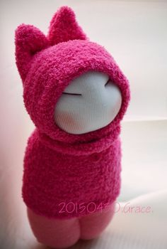 #187 sock doll