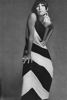 Cher, 1966  Photo by Richard Avedon  via  http://hollyhocksandtulips.tumblr.com/