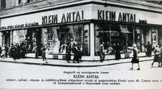 Király utca 49 in 1933