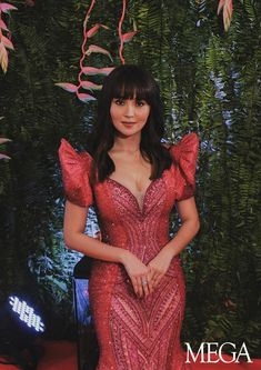 From Maymay Entrata, Liza Soberano, to Bea Alonzo, see the top 10 women who owned the red carpet of the ABS-CBN Ball Filipina Beauty, Liza Soberano, Young Designers, Edgy Look, Dress Codes, Star Fashion, Fascinator, Nice Dresses, Curly Hair Styles