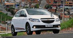 Chevrolet Onix (meio do ano): o campeão de vendas da marca, seguindo a tendência de Volkswagen Gol e Hyundai HB20, deve passar por uma leve reestilização estética, seguindo o padrão visual adotado recentemente pelo Cobalt