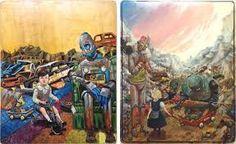"""Résultat de recherche d'images pour """"pixel pancho street art"""""""