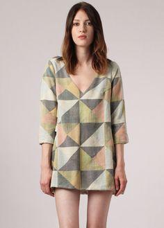 unusual patterns/dresses