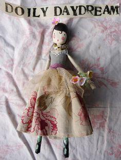 Fairy Doily Daydream