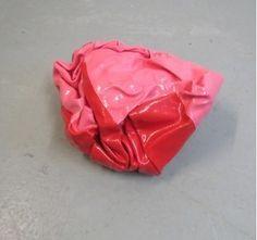 Angela de la Cruz, 'Mini-Nothing (pink/red),' 2013, Galerie Krinzinger
