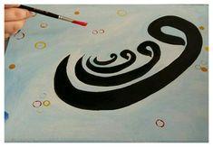 #vav #artwork #artsoftheday #islamicart #oilpainting #acrilicpaint