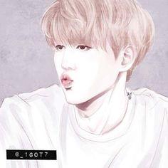 #Yugyeom #KimYuGyeom #GOT7 #GOT7FlightLog #Fly #GOT7Fanart #IGOT7 #JYP #KPOP #Fanart #Drawing ...