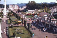Coney Island!  Cincinnati Ohio   early 60s