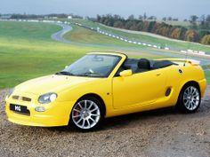2001 MGF Trophy 160 SE