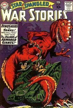 Star Spangled War Stories 90