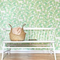 Wallpaper - Apple Garden Tree