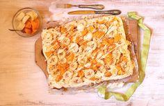 POKE CAKE ALLA FRUTTA E CIOCCOLATO BIANCO - Ho scoperto questo buonissimo dolce…
