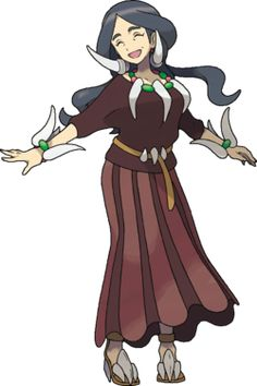 [Elite Four - Kalos] Drasna