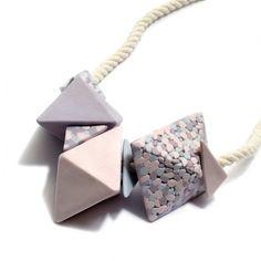 Pyramid Necklace