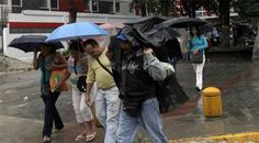 Habrá nubosidad y lluvias sobre gran parte de Venezuela