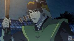 "November 6 broadcast ""Garo - Gurennotsuki -"" preceding scene cut arrival than the fifth episode! This time, Fujiwara 輔: (CV Namikawa Daisuke)"