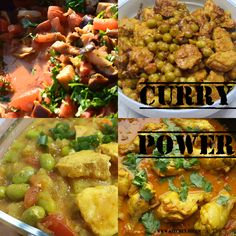 Need a curry in a hurry? Find easy quick curries on the blog #curry