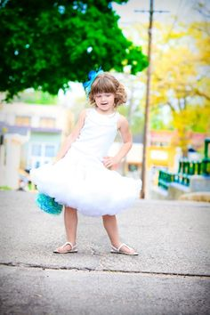 Sweetheart Pettiskirts by Dreamspun  White by DreamSpunKids, $65.00