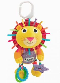 Lamaze Lion toy