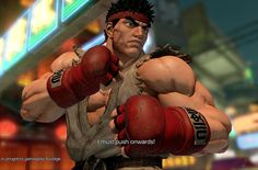 You can pre-load the Street Fighter V PC beta now
