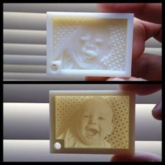 3ders.org - Make any photograph 3D with this 3D printed lithophane project | 3D Printer News & 3D Printing News