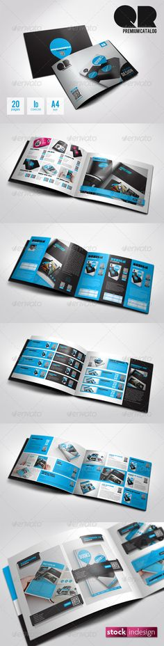 QR Flexible Product Catalog Premium v2
