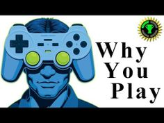 Game Theory: Why You Play Video Games (1 Million Subscriber Special!) - YouTube