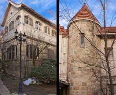 Richthofen Castle, Legendary Former Home Of The 'Red Baron's' Uncle, For Sale In Denver (PHOTOS)