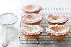 Mini citrus-tærter