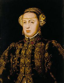Catherine of Austria, Queen of Portugal, Daughter of Philip I of Castile and Joanna of Castile, sister of Charles V , Holy Roman Emperor