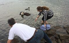 Bald Eagle Tangled In A Fishing Line Gets Rescued Thanks To Amazing Animal Lovers!