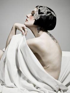 52 Ideas Vintage Photography 1920 Burlesque Art Deco For 2020 20s Fashion, Art Deco Fashion, Vintage Fashion, Victorian Fashion, Belle Epoque, Era Do Jazz, Jazz Age, Estilo Art Deco, 1920s Hair
