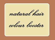 DIY hair coloring for brown hair