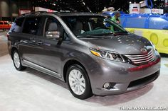 Transporting Family in Style with the Toyota Sienna