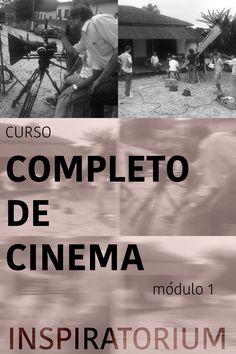 Começa na segunda :) :: Curso Completo de Cinema - Módulo 1 / 4 meses :: Ainda dá tempo de se matricular pagando em 6 parcelas de R$570,00 http://www.inspiratorium.com.br/#!pagamento-curso-completo/m9t8p #inspiratorium #cinema