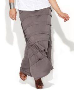 c052cfae961 INC International Concepts Plus Size Skirt